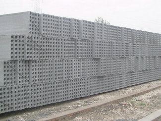 轻质隔墙板展示